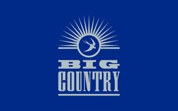 Big Country right banner