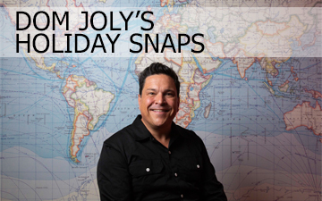Dom Joly Right Banner