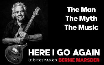 Bernie Marsden Right Banner