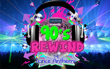 90s Rewind Right Banner