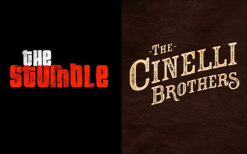The Stumble & Cinelli Brothers Right Banner