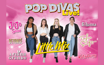 Pop Diva Right Banner