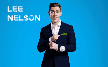 Lee Nelson 2018 Right Banner