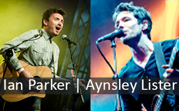 Aynsley Lister Ian Parker Right Banner