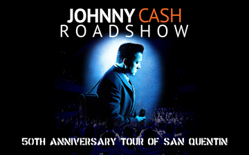 Johnny Cash Roadshow right banner