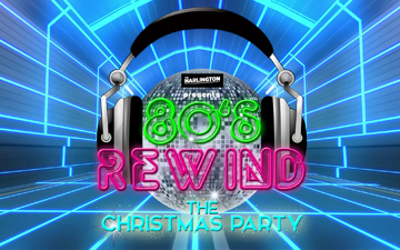 80s Rewind Right Banner Fixed