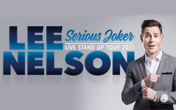 Lee Nelson right banner