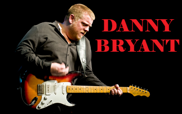 Danny Bryant Right Banner